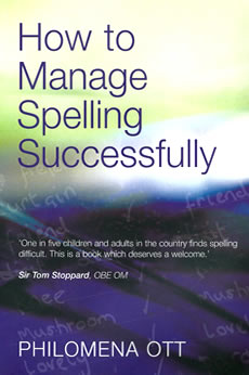 how to manage spelling successfully